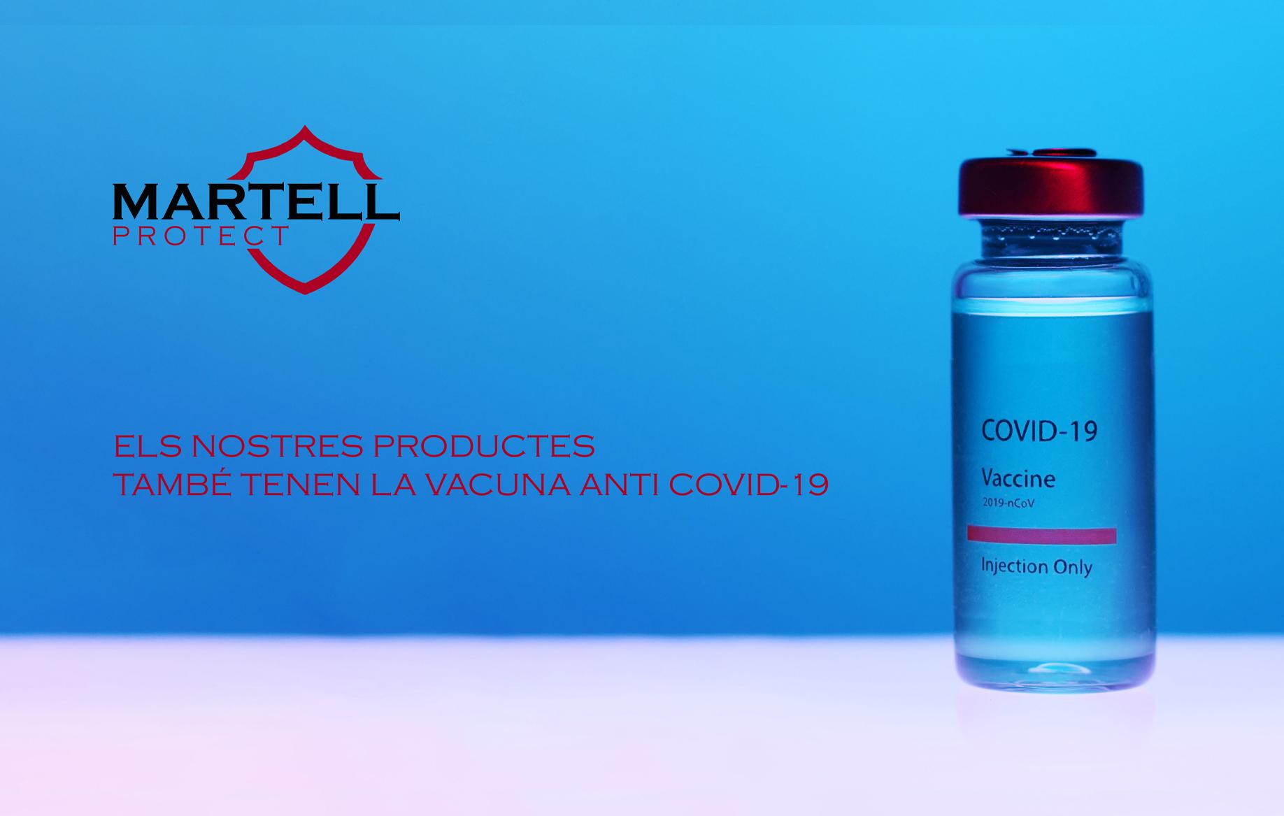 MARTELL PROTECT – CINTES TEIXIDES AMB ACABAT ANTI-COVID-19