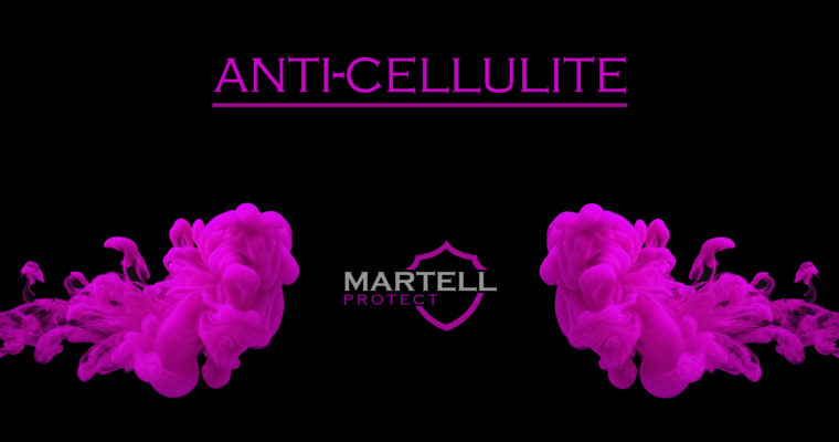MARTELL PROTECT ANTI-CELLULITE – ELASTICS RIBBONS WITH ANTI-CELLULITE FINISH