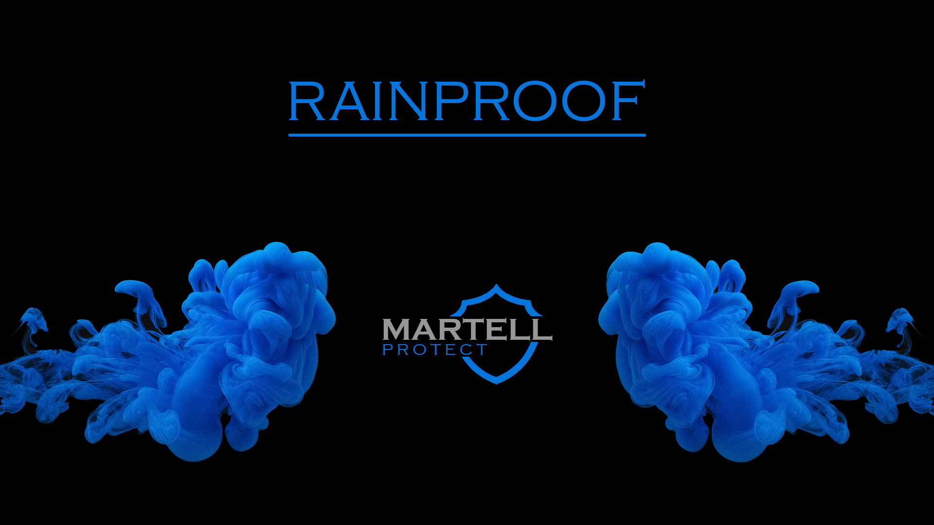 MARTELL PROTECT RAINPROOF – RUBANS ÉLASTIQUES AVEC FINITION HYDROFUGE