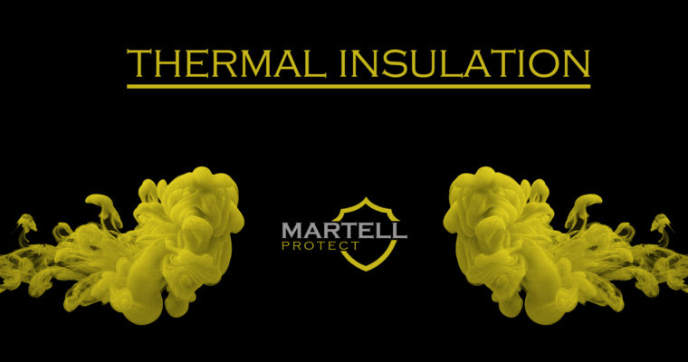 MARTELL PROTECT THERMAL INSULATION – ELASTICS RIBBONS WITH THERMAL INSULATION